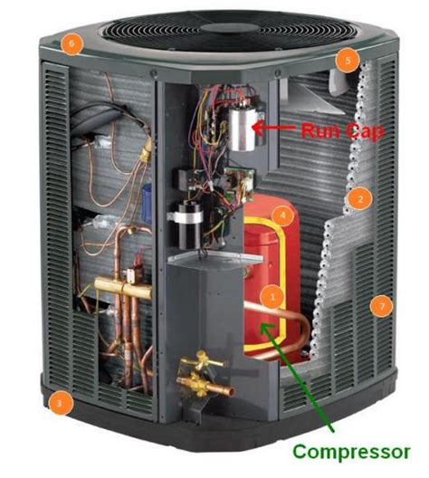 air conditioner fan not spinning trane heat compressor capacitor 28 images question