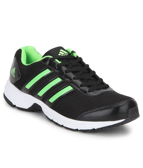adidas adisonic black running sports shoes price in india