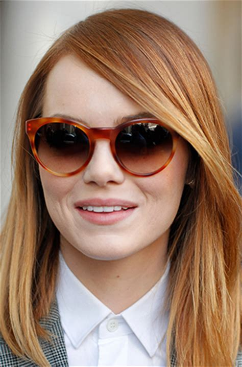 emma stone glasses sunglass style emma stone