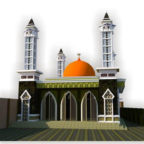 design gambar masjid kitabisa pembangunan masjid al jannah yang terhenti