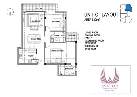avalon floor plan avalon colombo 5 luxury apartments in colombo 05 sri lanka