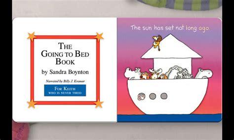 The Going To Bed Book by The Going To Bed Book A Boynton Story Android