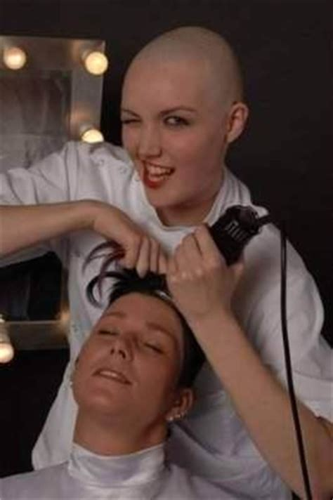 what extension buzz for balding bald barber flickr photo sharing bald women 3