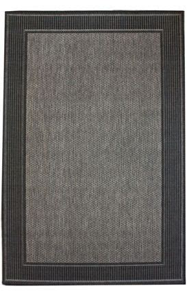 Rugs Use Apertooutdoor Gris Border Dn05 Rug Grey Rugs Rugs Usa