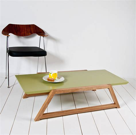 Cantilever Coffee Table Cantilever Coffee Table By Obi Furniture Notonthehighstreet
