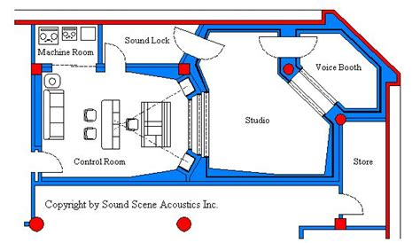 layout of a house song 19 best images about recording studio floor plans on