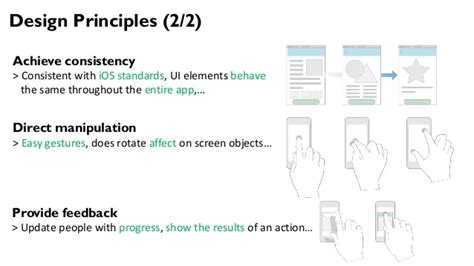design guidelines in hci hci guidelines for ios platforms