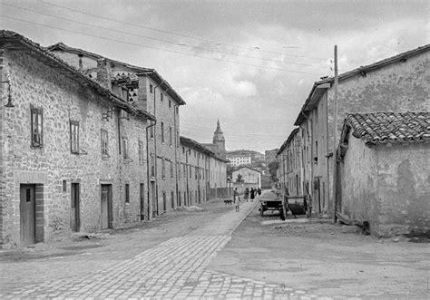 fotos antiguas vitoria archivo municipal fotos cuando vitoria ten 237 a un barrio llamado santa isabel