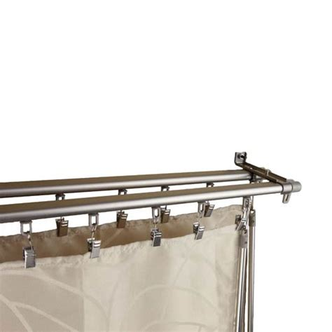 commercial drapery hardware outdoor