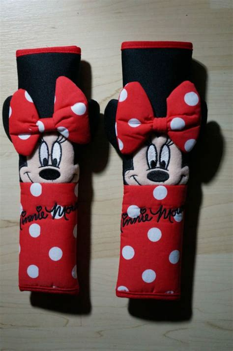 Kbs 53 Minnie Mouse Belt mejores 53 im 225 genes de cubre asientos en