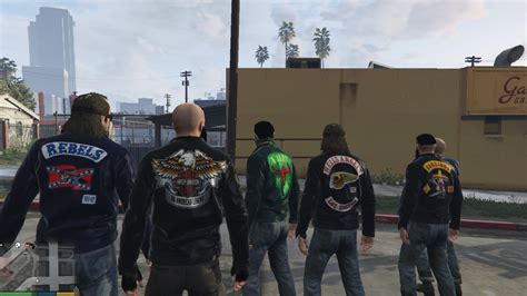 How To Join A Motorcycle Gang In Gta 5   Review About Motors