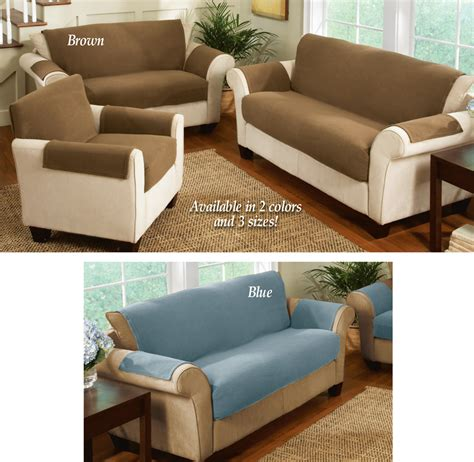 Living Room Furniture Covers | fleece living room furniture covers ebay
