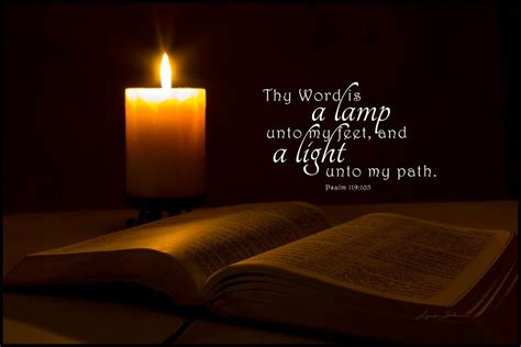 thy word is a l unto my feet thy word is a l unto my feet and a light unto my path
