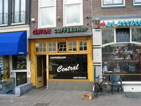 central coffeeshop in amsterdam