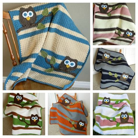 owl blanket knitting pattern 1000 ideas about owl baby blankets on owl
