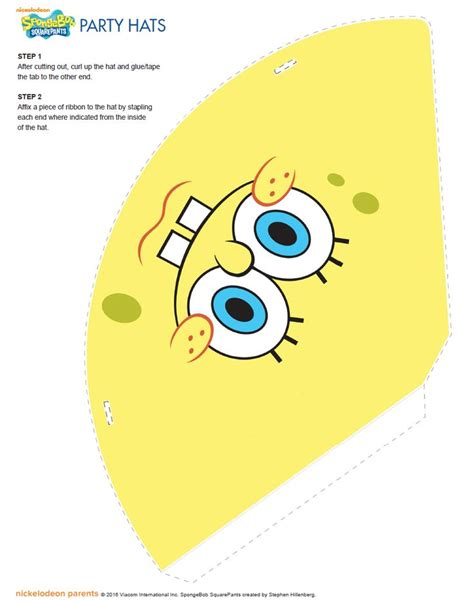 printable spongebob birthday decorations 1000 images about sponge bob printables on pinterest