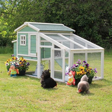 Online Design House the katie chicken coop with run farm fowl