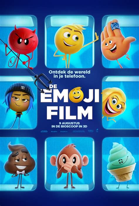 emoji film raten de emoji film nederlandse versie trailer reviews
