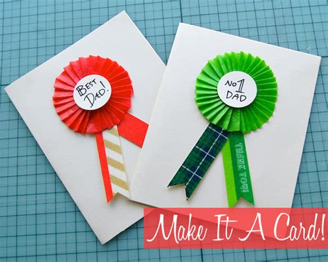 Easy Gift Card - diy fathers day card ideas 2015
