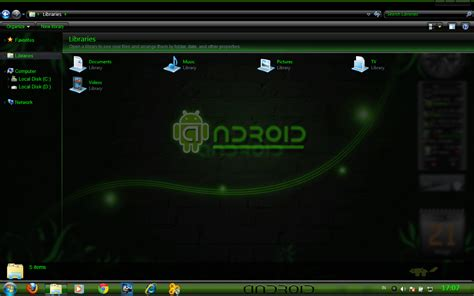 themes android untuk windows 7 themes android for windows 7 yepi share everything