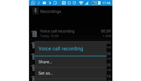 android recorder how to record a phone call on your android smartphone androidpit
