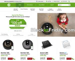 roomba sale black friday irobot black friday 2016 sale amp roomba deals