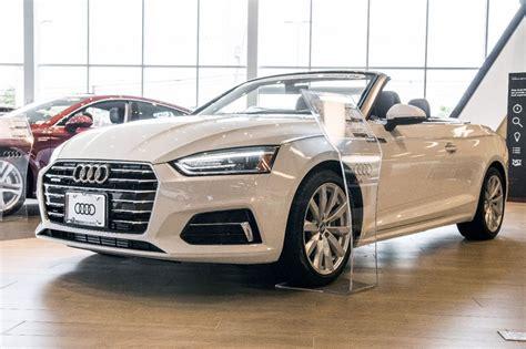 lease audi a5 cabriolet 2018 audi a5 cabriolet 2 0 tfsi premium lease 479 mo
