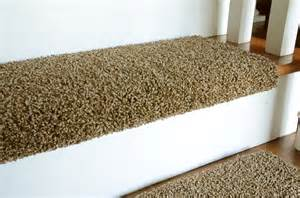 treppen teppichfliesen simply seamless padded stair treads matching diy carpet