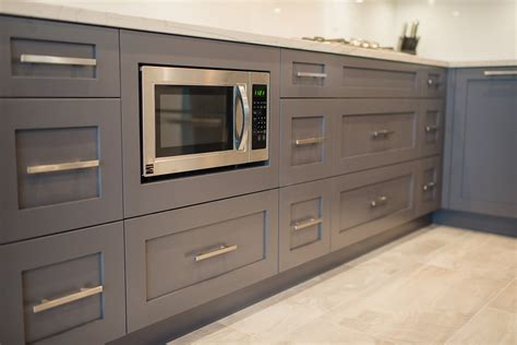 grey cabinets grey kitchen cabinet trend quicua com