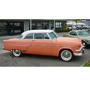 1954 Ford Crestline 4 Door Sale