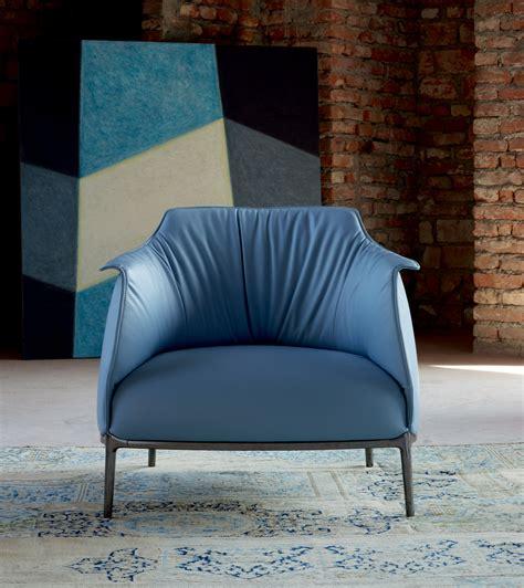 poltrona frau canapé en cuir archibald fauteuil by poltrona frau design jean massaud