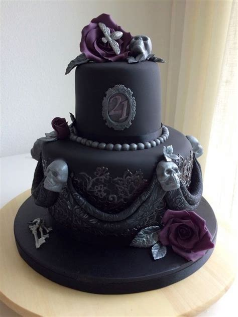 images   heart spooky cakes  pinterest