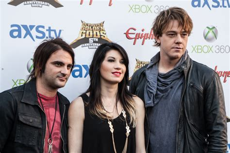 sick puppies band sick puppies unveil new album details admiration for halestorm more