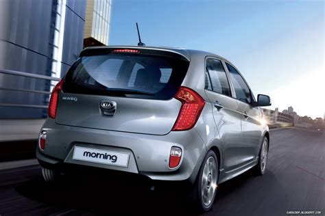 Lu Mobil Kia 2012 Kia Picanto Hd Photo Gallery And Official Brochure