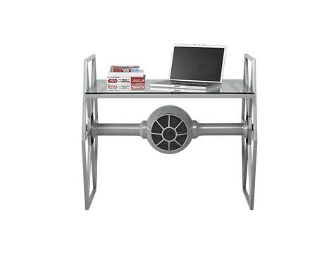 star wars desk l star wars tie fighter gray desk 187 review