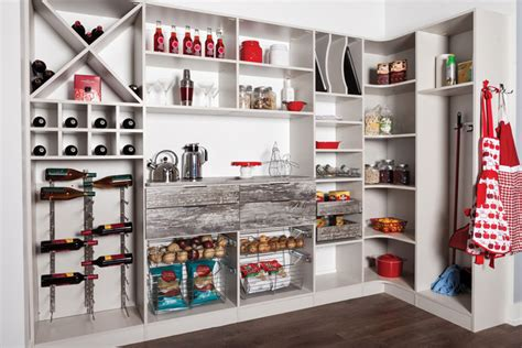 pantry organization system va installations modern interior design with cool walk in pantry shelving