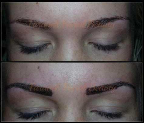tattoo eyebrows newcastle faraneh facial beauty semi permanent makeup supplier in