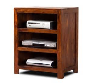 handcrafted solid wood tv unit small casa