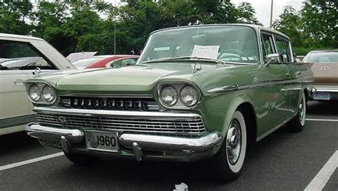 green rambler car california 1960s hemmings daily