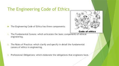 professional ethics   engineer