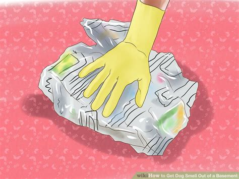 how do i get dog smell out of my house 6 ways to get dog smell out of a basement wikihow