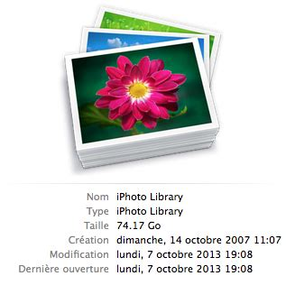backup libreria iphoto strat 233 gie de stockage des photos 224 terme cuk ch
