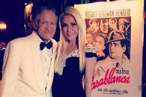 Hef Celebrates His 81st Birthday In Style At The Palms by Harris Struggled To Get Hef S Birthday Gift