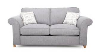 angelic 2 seater sofa bed dfs