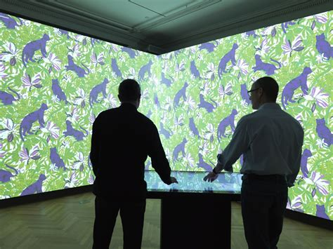 Immersion Room by An Innovative Museum That Lets You Play The Of A
