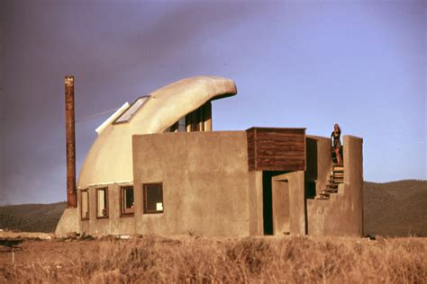 house design of thumb file experimental house completed near taos new