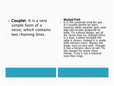 theme definition yourdictionary how to write couplets