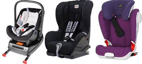 car seat types uk what are isofix baby car seats which