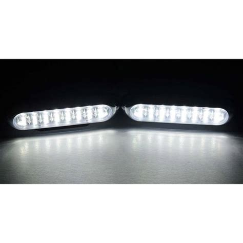 deckenle led aqualitz deckled 16 led deck rail lights white west