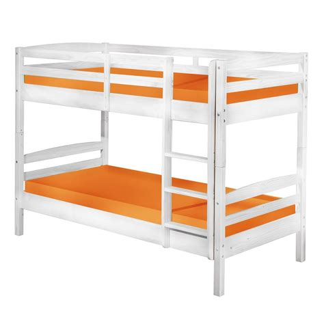 acheter le lit superpos 233 david blanc white wash